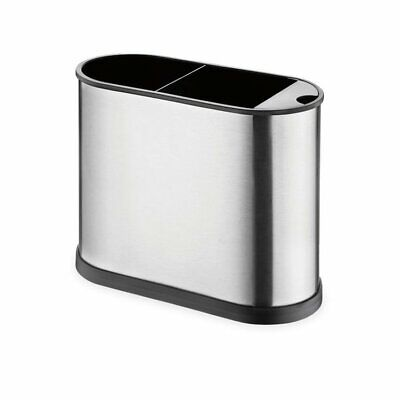 AU16.95 • Buy NEW Avanti Stainless Steel Slimline Utensil Holder (RRP $32)