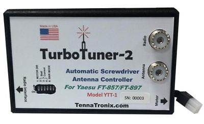 AU311.79 • Buy TENNATRONIX YTT-1 Turbo Tuner 2 For Yaesu FT-857D/897