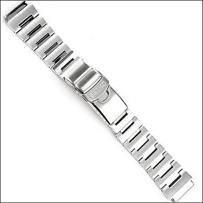 $ CDN76.51 • Buy Seiko Stainless Steel 20mm Bracelet For 1st And 2nd Gen Monster Watches #49X8JG