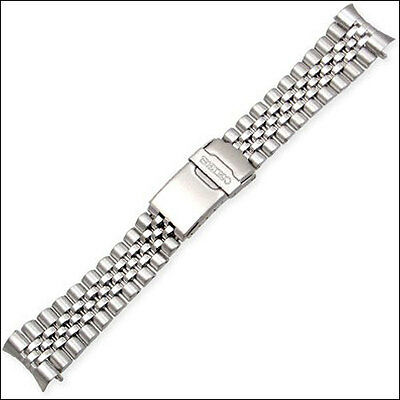 $ CDN55.73 • Buy Seiko Stainless Steel (22mm) Bracelet For SKX007 And SKX009 Watches #44G1ZZ