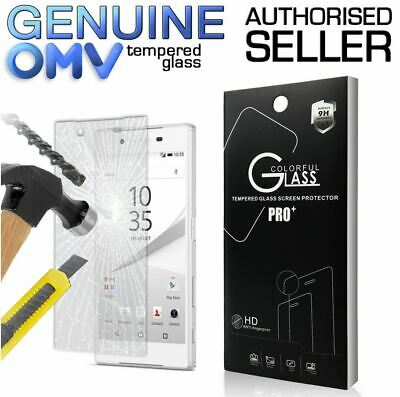 AU1 • Buy GENUINE Tempered Glass Screen Protector Film For Sony Xperia Z5 Z3 Z2 Z1 Compact