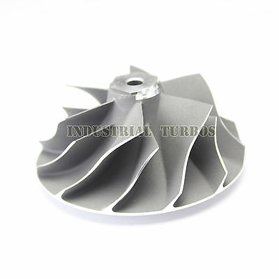 AU46.60 • Buy Powerstroke 7.3L 99.5-03 GTP38 GTP38R Turbo 66*88mm Cast Compressor Wheel
