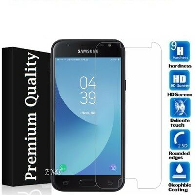 AU3.99 • Buy For Samsung Galaxy J2 Pro | J5 Prime | J7 Prime Tempered Glass Screen Protector