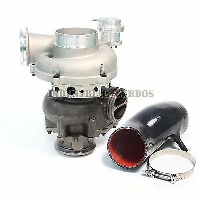 AU1168.02 • Buy ▄▀▄▀FORD Powerstroke 7.3L 66/88mm GTP38 Turbo Charger 33PSI Billet Actuator