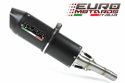 $471.26 • Buy Honda CRF 450 R-E 2003-2004 GPR Furore Nero Homologated Slip-On Exhaust New