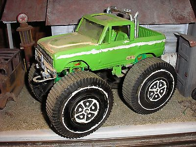 $14.99 • Buy 1/24 Custom 1970's Lifted 4x4 International Harvester Scout Ford Bronco 4 Parts