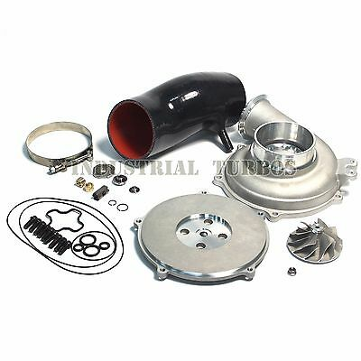 AU412.75 • Buy FORD Powerstroke 7.3 GTP38 Turbo 66*88mm Cast Compressor Wheel DIY Upgrade Kit