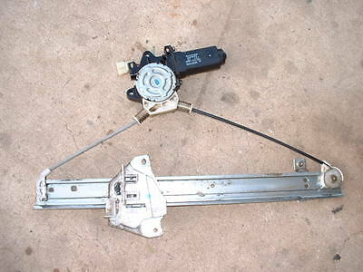 AU25 • Buy Pajero Electric Window Regulator LEFT HAND REAR Suit NH - NJ - NK - NL Models