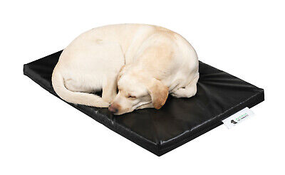 £31.95 • Buy Dog Bed Cage Crate Matt Chew Resistant Waterproof Tough And Durable Black 5cm 2