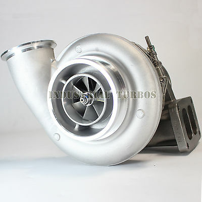 AU612.55 • Buy ▄▀▄▀ S400SX3 SX4 S475 Turbo Charger 75mm/101.5mm  T6 Twin Scroll 1.32 A/R 171702