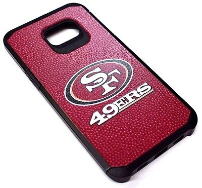 $ CDN11.93 • Buy For Samsung Galaxy S6 EDGE PLUS SAN FRANCISCO 49ERS NFL FOOTBALL HYBRIDSKIN CASE