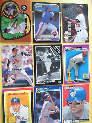 $ CDN1.35 • Buy Baseball Card Lots - - - All Hall Of Famers - - -Check It Out!!!