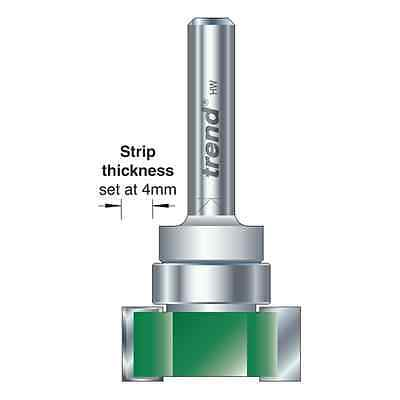 £26.55 • Buy Trend Intumescent Cutter Set 10mm X 24mm C209X1/4TC FREE FIRST CLASS DELIVERY