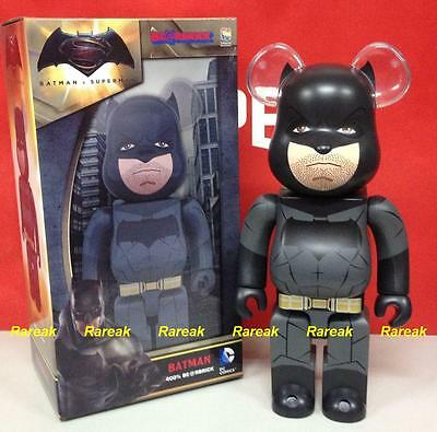 $169.99 • Buy Medicom Bearbrick DC Batman Vs Superman Dawn Of Justice 400% Be@rbrick