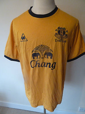 £16.99 • Buy Mens EVERTON Away Shirt - Size Xl Great Condition