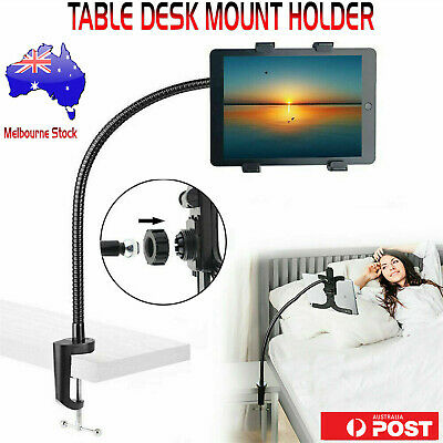AU18.47 • Buy 360º Rotating Bed Tablet Mount Holder Stand For IPad 2 3 4 Air Samsung Tablet PC