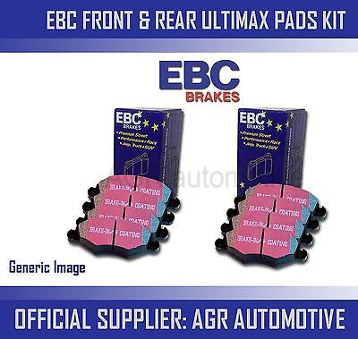 AU82.80 • Buy Ebc Front + Rear Pads Kit For Mini (r53) 1.6 Supercharged Cooper S 2003-06