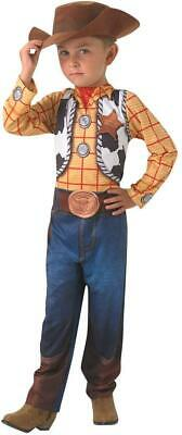 Classic Woody Costume Toy Story Official Fancy Dress Child Book Day Outfit • 17.99£