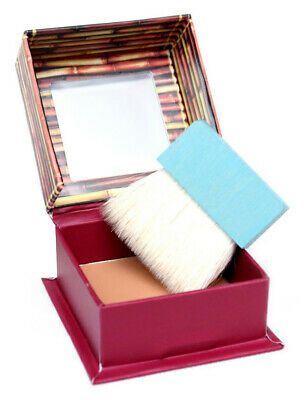 Benefit HOOLA Bronzing Powder 4g TRAVEL SIZE Bronzer Compact With Mirror & Brush • 11.99£