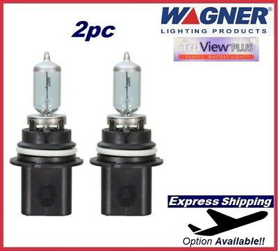 $31.20 • Buy Pair Of Headlight Bulb Capsules TruView PLUS White 9007TVX 12V HB5 4000K