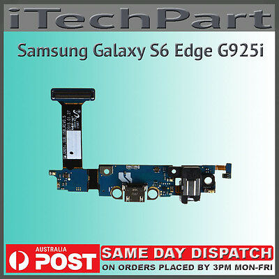 AU19.99 • Buy Genuine Samsung Galaxy S6 Edge G925i Charging Port USB Dock Replacement