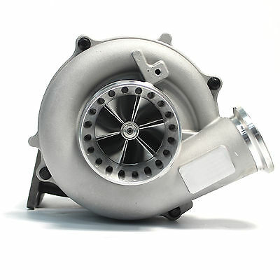 AU992.93 • Buy ▄▀▄▀ 94-97 Powerstroke 7.3 TP38 Turbo Billet 66/88mm Anti-Surge Housing