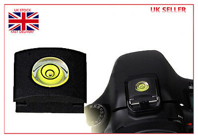 £2.99 • Buy Camera Hot Shoe Single 1 Axis Bubble Spirit Level For SLR DSLR Canon Nikon &more