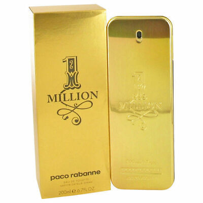 AU152.50 • Buy 1 One Million By Paco Rabanne 200ml Edt Spray For Men's Perfume New Fragrance