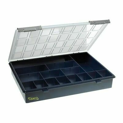 £10.06 • Buy Raaco PSB4-15 Service Case Engineer Electrician Tackle Screw Box 136174 (115407)