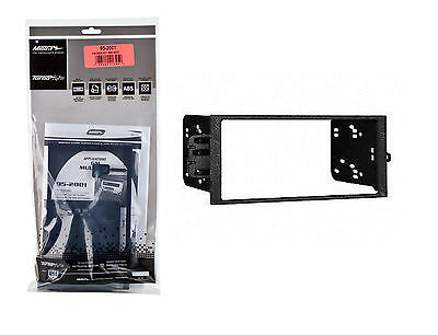 $13.91 • Buy Metra 95-2001 Double Din Dash Kit For Stereo Radio Install Installation