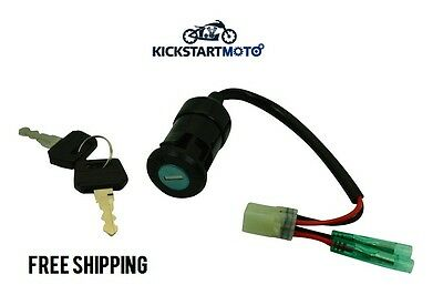 AU38.99 • Buy Ignition Switch And Key For Yamaha WR450F 2006 2007 2008 2009 2010 2011 2012