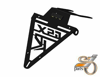 $87.26 • Buy Suzuki Gsx-R 600 750 1000 License Plate Holder Gsxr Year 01-03 With Lighting