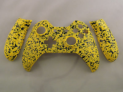 $12.49 • Buy 3D Splashing Yellow, Front Shell And Sides For Xbox One Controller - New