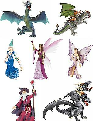 £7.95 • Buy Official Bullyland Fantasy Mythical Creatures Figures Toys Cake Topper Toppers