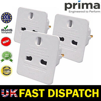 AU10.14 • Buy 3 2 PIN PLUG TRAVEL ADAPTER Universal UK To AU US USA CHINA AUSTRALIA EUROPE 10A