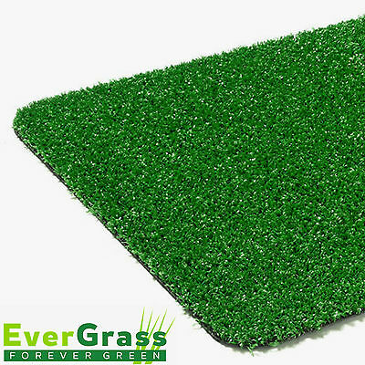 £0.99 • Buy Clearance Fake 7mm Artificial Grass Garden Lawn Astro Turf Greengrocer Mat 1-10m