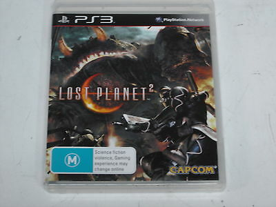 AU12 • Buy Ps3 Game Lost Planet 2