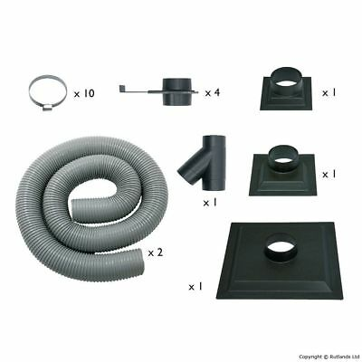 100mm Dust Hose Extraction Kit • 107.99£