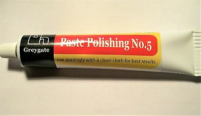 GREYGATE BAKELITE POLISH & SCRATCH REMOVER, 60g  IDEAL FOR GPO BAKELITE PHON ES • 4.85£