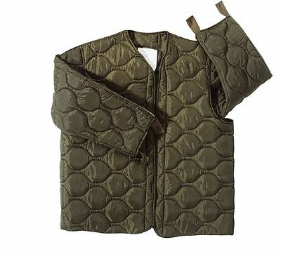 AU44.97 • Buy ROTHCO OD GREEN M65 LINER Quilted FIELD JACKET LINERS ROTHCO  SIZE S TO 3X