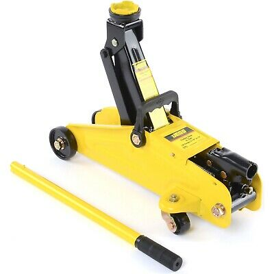 View Details JEGS Performance Products 79000 2 Ton Trolley Jack • 28.00$