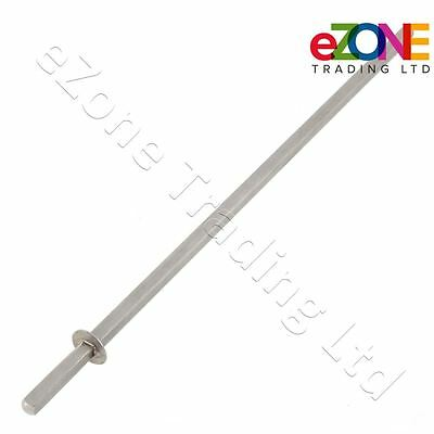 Doner Kebab Grill Skewer Archway Machine Stainless Steel Spit Rod 80cm • 17.99£