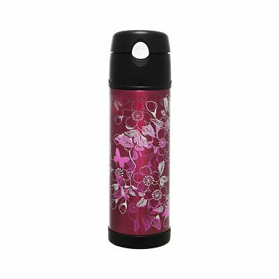 AU26.95 • Buy NEW Thermos Stainless Steel Vacuum Insulated Hydration Bottle 530ml Floral Mage