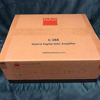 nad integrated amplifier