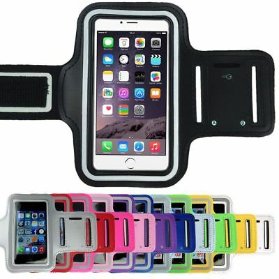 AU4.89 • Buy Sports Gym Running Exercise Armband New Arm Band Case For Apple IPhone 7 6 8 X S