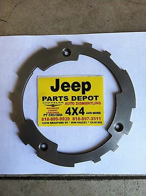$125 • Buy 2002-2003 Jeep Liberty 3.7l Reluctor Ring 12 Teeth Tone Wheel Crank Shaft Dodge