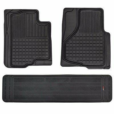 HD 3D Rubber Custom Fit Floor Mats For Ford F-150 2009-2014 F150 3pc W/ Liner • 37.50$