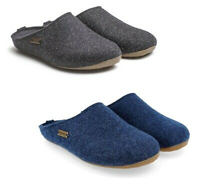 Haflinger Fundus Slippers Wool Felt Women's Men's Slipper Unisex Clogs Sabot • 59.45£