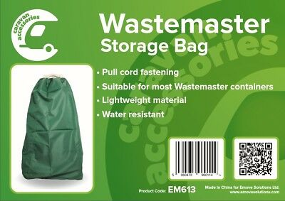 Caravan / Motorhome Wastemaster Storage Bag Cover – EM613. • 5.90£