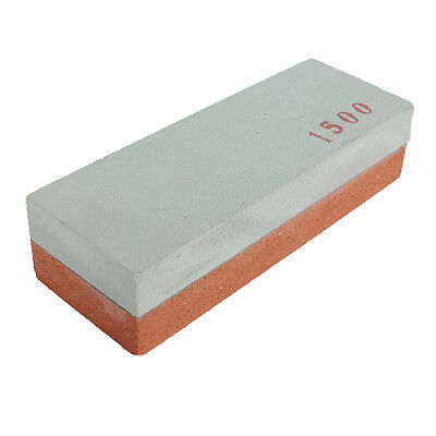 $3.90 • Buy Combination Grit Double Sided Knife Honing Sharpener Sharpening Stone AD
